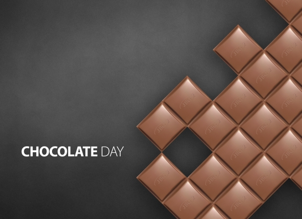 A chocolate day